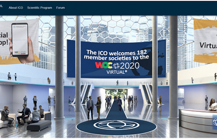 "The world on-line Congress of ophthalmologists ""WOC-2020"""