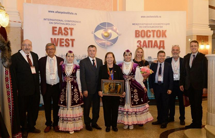 Ufa will be the venue for a major International Conference of Ophthalmologists «East–West»